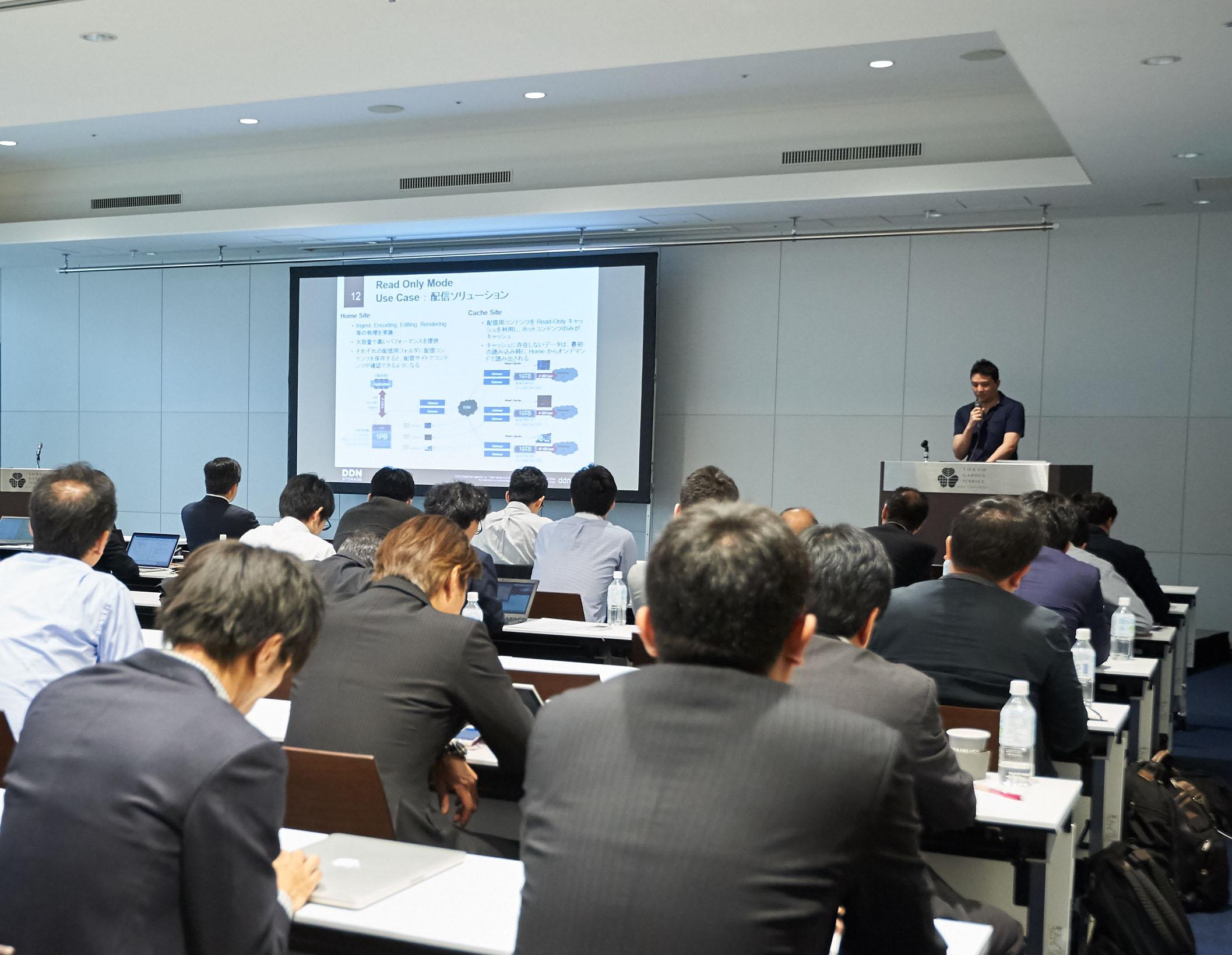 あらゆる分野で利用が進むファイル管理システムIBM Spectrum Scale - U-NEXT、Yahoo! JAPANに見る活用事例