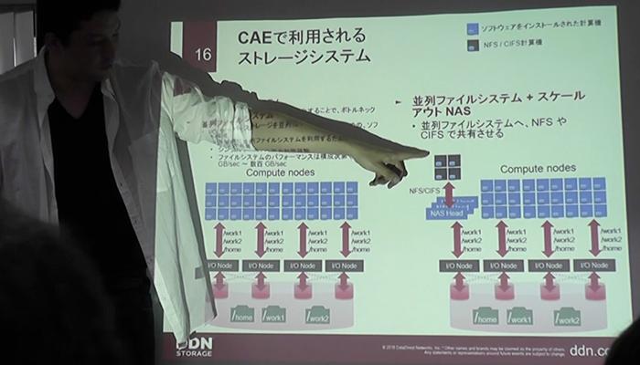 DDNが提供するCAE向け並列ファイルシステムソリューションのご紹介