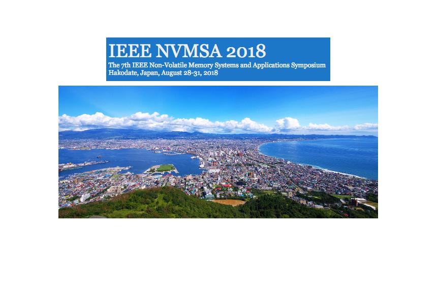 イベント出展情報:IEEE NVMSA 2018